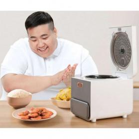 Xiaomi Zhenmi Rice Cooker Desaturated Health Penanak Nasi Rendah Gula 3L - X2 - White - 2