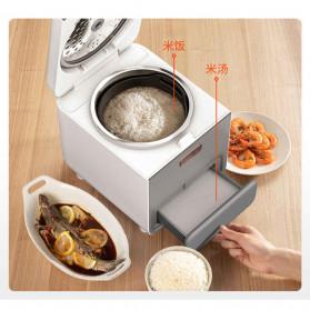 Xiaomi Zhenmi Rice Cooker Desaturated Health Penanak Nasi Rendah Gula 3L - X2 - White - 6