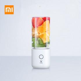 Xiaomi Mijia Viomi Blender Buah Portable Mini Juicer Mixer Capsule - VBH129 - White