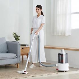 DEERMA Alat Penyedot Debu Dry and Wet Vacuum Cleaner Multifunction 6L 18KPA - TJ200/TJ210 - White