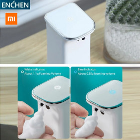 Xiaomi Mijia Enchen POP Clean Dispenser Sabun Otomatis Non-Contact Foaming Washing Hand - White - 3