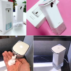Xiaomi Mijia Enchen POP Clean Dispenser Sabun Otomatis Non-Contact Foaming Washing Hand - White - 4