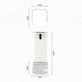 Xiaomi Mijia Enchen POP Clean Dispenser Sabun Otomatis Non-Contact Foaming Washing Hand - White - 6