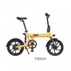 Xiaomi HIMO Z16 Sepeda Lipat Elektrik Smart Bicycle 36V250W 80KM - Yellow