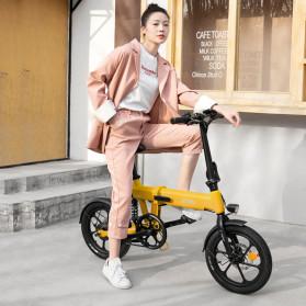 Xiaomi HIMO Z16 Sepeda Lipat Elektrik Smart Bicycle 36V250W 80KM - Yellow - 2