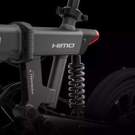 Xiaomi HIMO Z16 Sepeda Lipat Elektrik Smart Bicycle 36V250W 80KM - Gray - 5