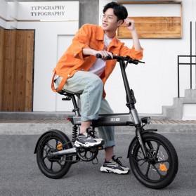 Xiaomi HIMO Z16 Sepeda Lipat Elektrik Smart Bicycle 36V250W 80KM - Blue - 3