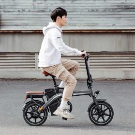 Xiaomi HIMO Z14 Sepeda Lipat Elektrik Smart Moped 350W 12Ah Standard Edition - Gray - 2