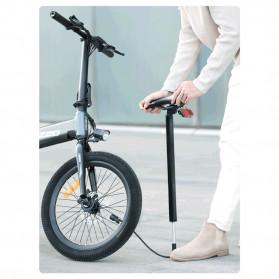 Xiaomi HIMO Z20 Sepeda Lipat Elektrik Smart Moped Bicycle 250W 80KM - Gray - 7