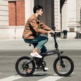 Xiaomi HIMO Z20 Sepeda Lipat Elektrik Smart Moped Bicycle 250W 80KM - White - 3