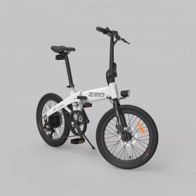Xiaomi HIMO Z20 Sepeda Lipat Elektrik Smart Moped Bicycle 250W 80KM - White - 8