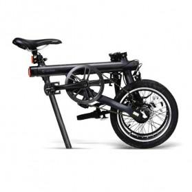 Xiaomi QiCycle EF1 Sepeda Elektrik Lipat Smart Bicycle (China Version) - TDR01Z - Black - 2