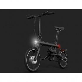 Xiaomi QiCycle EF1 Sepeda Elektrik Lipat Smart Bicycle (China Version) - TDR01Z - Black - 7