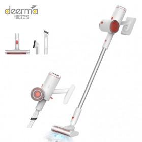 Xiaomi Deerma Alat Penyedot Debu Wireless Vacuum Cleaner Handheld - VC25 - White