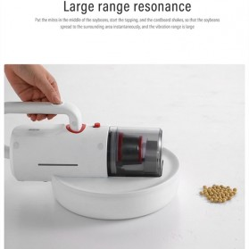 Xiaomi Deerma Vacuum Cleaner Penyedot Debu Wireless Sinar Ultraviolet Anti Tungau dan Debu - CM1900 - White - 4