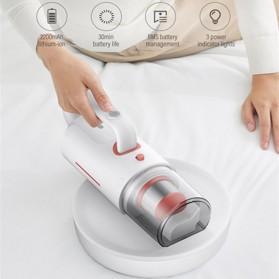 Xiaomi Deerma Vacuum Cleaner Penyedot Debu Wireless Sinar Ultraviolet Anti Tungau dan Debu - CM1900 - White - 5