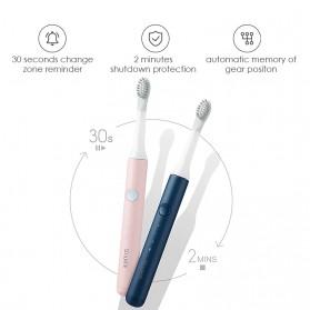 Xiaomi SOOCAS PINJING Sikat Gigi Elektrik Toothbrush Rechargeable Waterproof  - EX3 - Pink - 5