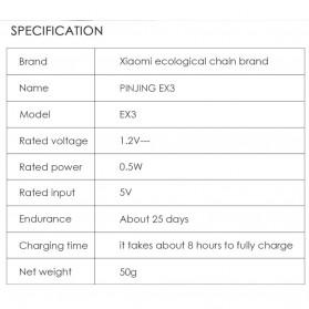 Xiaomi SOOCAS PINJING Sikat Gigi Elektrik Toothbrush Rechargeable Waterproof  - EX3 - Pink - 9