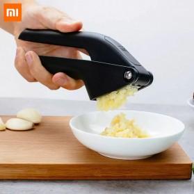Xiaomi Huohou Penghancur Bawang Garlic Presser Crusher Squeezer - HU0067 - Black