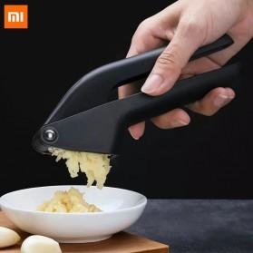 Xiaomi Huohou Penghancur Bawang Garlic Presser Crusher Squeezer - HU0067 - Black - 2