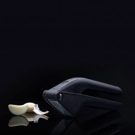 Xiaomi Huohou Penghancur Bawang Garlic Presser Crusher Squeezer - HU0067 - Black - 7