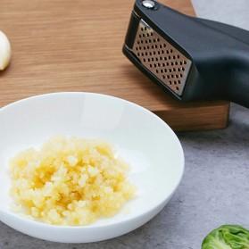 Xiaomi Huohou Penghancur Bawang Garlic Presser Crusher Squeezer - HU0067 - Black - 8