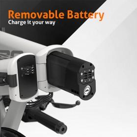 Baterai Replacement Sepeda Listrik Xiaomi HIMO Z20 36V10aH - Black - 4