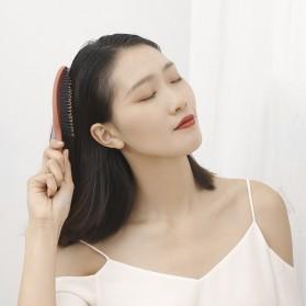 Xiaomi Youpin Xinzhi Sisir Rambut Relaxing Massage Comb Hair Anti-static Brushes - XZ60019001 - Red - 5