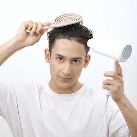 Xiaomi Youpin Xinzhi Sisir Rambut Relaxing Massage Comb Hair Anti-static Brushes - XZ60019001 - Red - 6