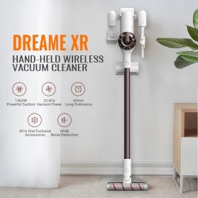 Xiaomi Mijia Dreame Alat Penyedot Debu Wireless Vacuum Cleaner - XR - White