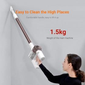 Xiaomi Mijia Dreame Alat Penyedot Debu Wireless Vacuum Cleaner - XR - White - 3
