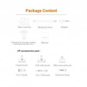 Xiaomi Mijia Dreame Alat Penyedot Debu Wireless Vacuum Cleaner - XR - White - 6