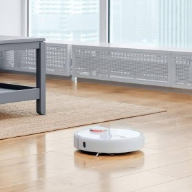 Xiaomi Mijia 1S Sweeping Robot Vacuum Cleaner 2000Pa - SDJQR03RR - White - 3