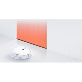 Xiaomi Mijia 1S Sweeping Robot Vacuum Cleaner 2000Pa - SDJQR03RR - White - 8
