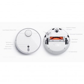 Xiaomi Mijia 1S Sweeping Robot Vacuum Cleaner 2000Pa - SDJQR03RR - White - 10
