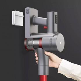 Xiaomi Shunzao Alat Penyedot Debu Portable Handheld Cordless Vacuum Cleaner - L1 - Gray/Red - 4