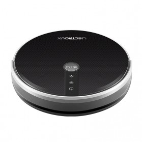 LIECTROUX C30B Smart WiFi Robot Vacuum Cleaner Dry Wet Mopping Map Navigation 3000 PA - Black - 4