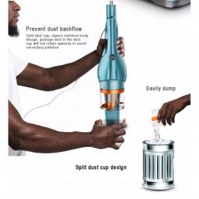 Deerma Penyedot Debu Vacuum Cleaner Handheld Push Rod 2in1 - DX900/DX920 - Black - 11