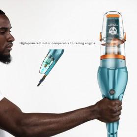 Deerma Penyedot Debu Vacuum Cleaner Handheld Push Rod 2in1 - DX900/DX920 - Black - 4
