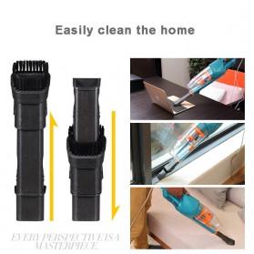Deerma Penyedot Debu Vacuum Cleaner Handheld Push Rod 2in1 - DX900/DX920 - Black - 5