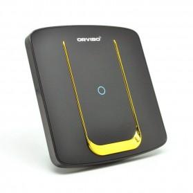 Orvibo Smart Light Switch 1 Loop 433 MHz RF - Black