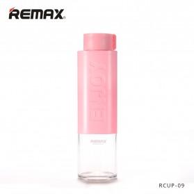 Remax Enjoy Series Water Bottle 530ml - RCUP-09 - Pink