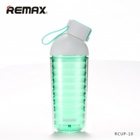 Remax Dias Water Bottle 370ml - RCUP-10 - Green