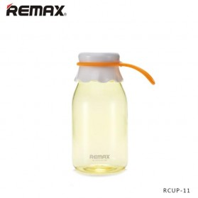 Remax Enjoy Series Water Bottle 400ml - RCUP-11 - Yellow