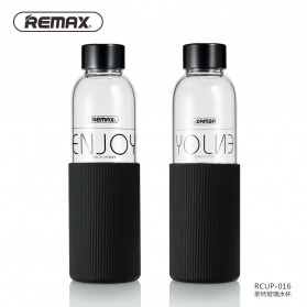 Remax Right Cup Enjoy Water Bottle 530ml - RCUP-016 - Black