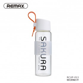 Remax Botol Minum Sakura Series Water Bottle 490ml - RCUP-013 - Orange