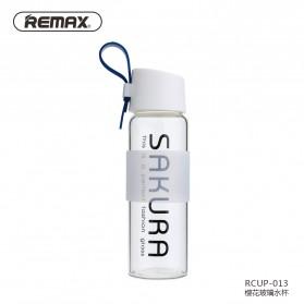 Remax Botol Minum Sakura Series Water Bottle 490ml - RCUP-013 - Blue