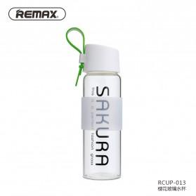 Remax Botol Minum Sakura Series Water Bottle 490ml - RCUP-013 - Green