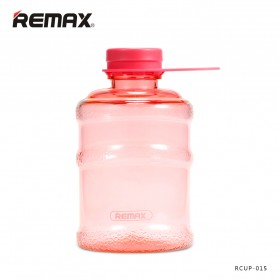 Remax Botol Minum Galon Series Water Bottle 650ml - RCUP-015 - Pink