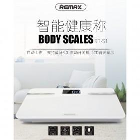 Remax Body Scales Timbangan Digital - RT-S1 - White - 3